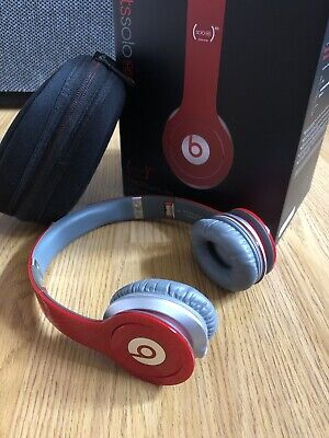 beats solo Hd (Special Edition) Red,by Dr.Dre