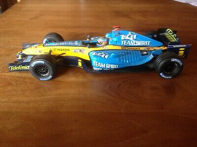 Renault F1 Alonso 1/18