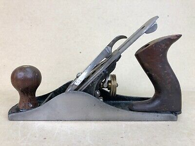 Stanley Bailey No. 4C Plane Made in Canada Corrugated Sole