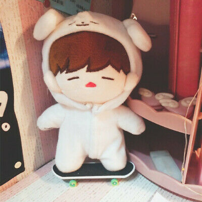15cm/6'' KPOP Wanna one Kim Jae Hwan Plush Doll Toy with clothes outfits Cute