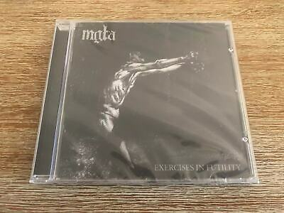 MGLA - Exercises In Futility CD 2015 Northern Heritage / No Solace