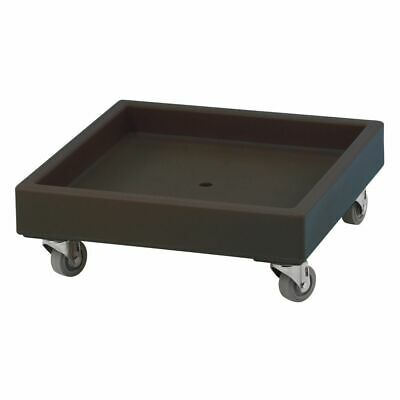 Cambro CD2020110 Camdollies Black Dolly for Dish Racks
