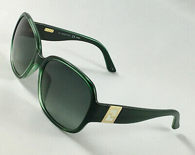 11b6d029f4 NWT FENDI SUNGLASSES FS 5227 Black Made in Italy -  80.00