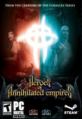 Heroes of Annihilated Empires - STEAM - KEY - Code - Download - Digital - PC