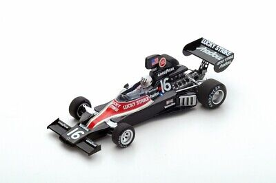 Shadow Dn5b No.16 South African Gp 1976 in 1:43 Scala da Spark