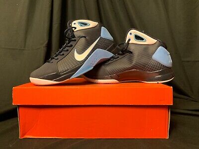 39d2c512d59 NIKE 2009 HYPERDUNK Flywire Low Nerf Custom Shoes DS Extremely Rare ...