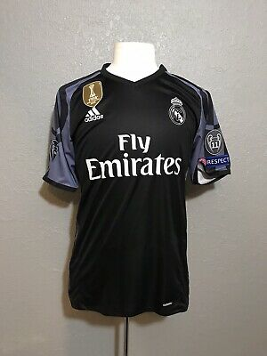 9b87d490425 Real Madrid Marcelo 8 Prepared Player Issue Adizero Match Shirt Football  Jersey