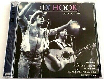Dr Hook Collection - 1996 Capital 40 Track 2 Discs - Best of Compilation - CD