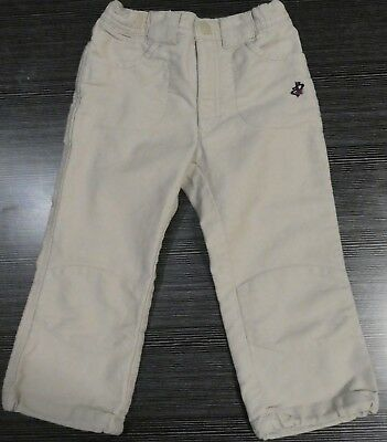 H&M Du8Ster Boys Cotton Chino Style Trousers Age 5 Years