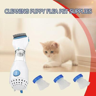 Pet Electric Lice Comb for Dog Cat Anti Removal Kill Flea Treatment Cleaner Tool