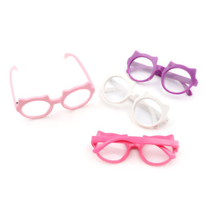 Doll Glasses Colorful Glasses Sunglasses Suitable For 18Inch Girl Dolls -Au