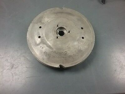 Flywheel from 9.9 HP Evinrude or Johnson outboard motor 1975