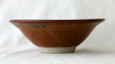 Robert Waterson Redbyrne Potteries Bowl 14.5cm Marked