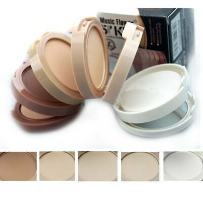 Music Flower 5 in 1 Concealing Shading Powder Mineral powder with Mirror Puff