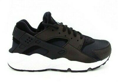 hot sale online 682ac 5cc65 Nike Baskets Wmns Air Huarache Run Noir Blanc 634835-006