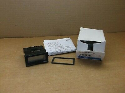 H7EC-NFV-B Omron NEW In Box Counter Totalizer H7ECNFVB