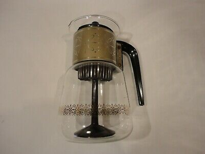 Vintage Stove top Coffee Percolator 8 Cup Cory