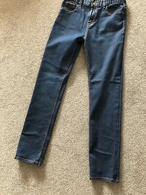 MARKS AND SPENCER - JEANS - Autograph Collection- Age13-14 Years