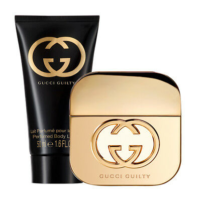 6e1149bb0 Gucci Guilty For Her Gift Set 30Ml Edt + 50Ml Body Lotion - Valentine Day (