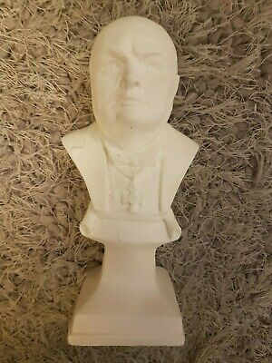 Winston Churchill ornament statue rubber latex mould mold prime minister New