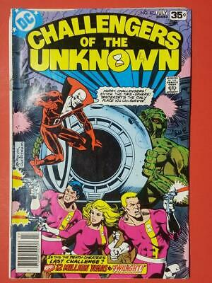 Challengers Of The Unknown #87 DC Comics