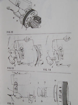 Hydrovane 27/33/43 Service Repair Workshop Manual 106 Pages Will send via EMAIL