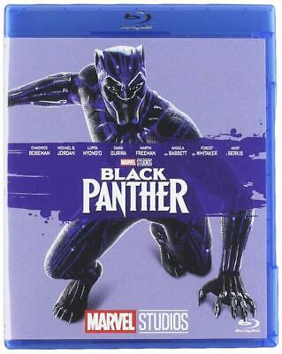 Black Panther - Marvel 10° Anniversario (Blu-Ray Disc)