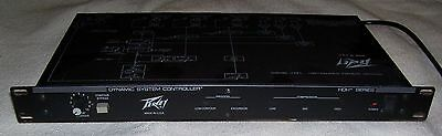 Peavey HDH series Dynamic System Controller (Processore/Compressore/Crossover)