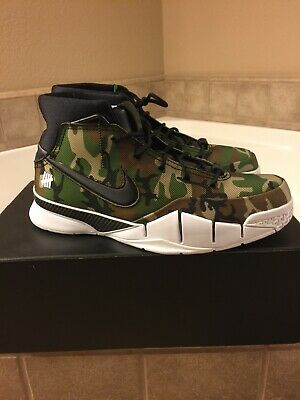 3de237082b NIKE KOBE 1 Protro Undefeated UNDFTD Size 15 Collab DS Deadstock In ...