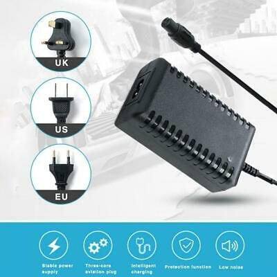 42V 2A power charger two-wheel balance car power adapter for 36V lithium battery