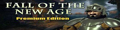 Fall of the New Age Premium Edition Win Mac Linux CD Digital Key Hidden Object