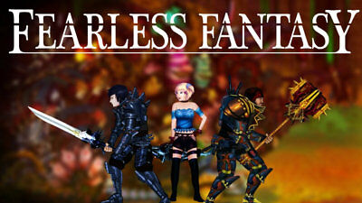 Fearless Fantasy Steam Game Win Mac CD Digital Key Action Adventure RPG