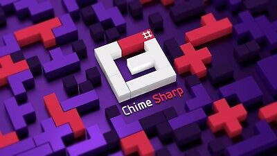 Chime Sharp PC Win Mac Linux Steam Key Digital Download Casual Puzzle Music