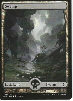 20x Revised Swamp Assorted From Nm-Lp Lot!! Magic History!