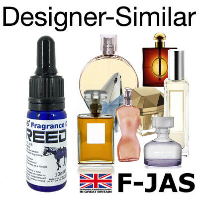 Fragrance Oil 10ml Dropper Concentrated, Designer Similar, Inspired by, Copycat