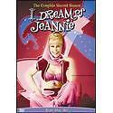 I Dream Of Jeannie - The Complete Second Season (DVD 2006 4-Disc Set) *Very Good