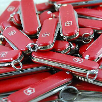 Five Victorinox Classic SD Keychain Swiss Army Knives Great for EDC & Bugout Bag