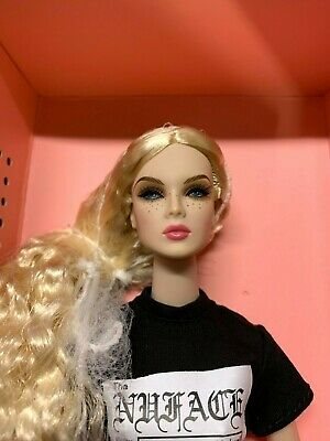 """SHOES FROM RELIABLE SOURCE EDEN 12/"""" WCLUB EXCL LTD NU FACE FASHION ROYALTY DOLL"""