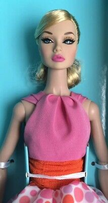 Fashion Royalty Poppy Parker Soda Pop Saturday Doll 2018 WClub Exclusive