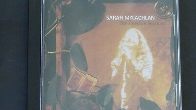 Sarah McLachlan The Freedom Sessions CD