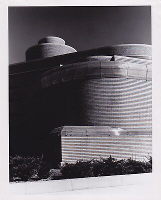 FRANK LLOYD WRIGHT *S.C. Johnson & Co Racine WI*VINTAGE 1967 Architectural photo