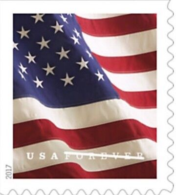 USPS FOREVER® STAMPS, Coil of 100 Postage Stamps Brand New Never Opened