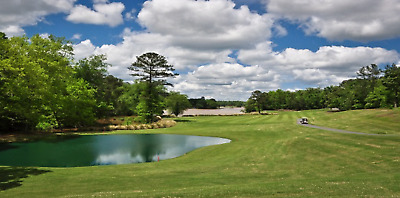 Wooded lot in Stoney Point golf course community, Greenwood SC