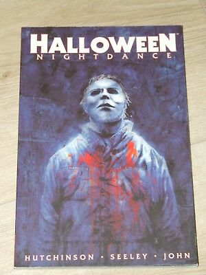 Halloween Nightdance TPB (2008 Devil's Due)