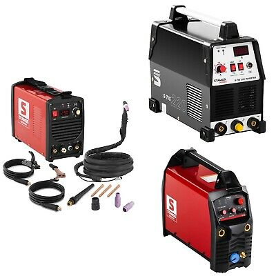TIG DC Welders Liftarc Ignition Professional MMA Pulse Welding Devices 200-250A