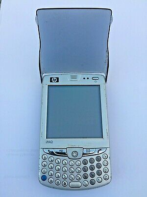Hp iPAQ h6515 PDA with Windows Mobile 2003 - needs new battery