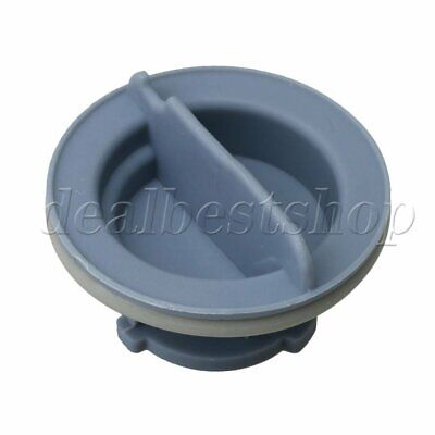 Gray Rinse Aid Caps for Dishwasher Compatible Models 7DU1100XTSQ0
