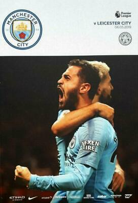 * 2018/19 - MAN CITY v LEICESTER CITY (6th May 2019) *