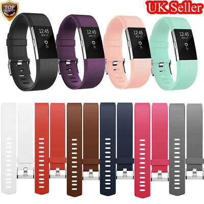 For Fitbit Charge 2 Strap Band Wristband Watch Replacement Sports Bracelet Loop