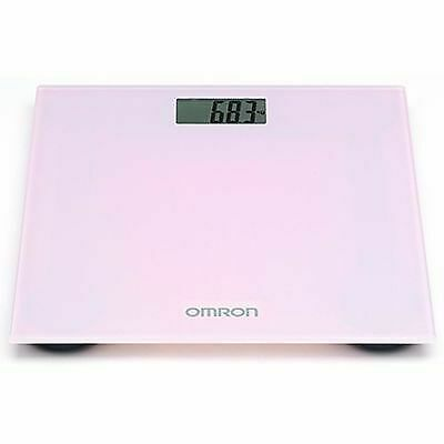 OMRON Balance Electronique HN289 Rose